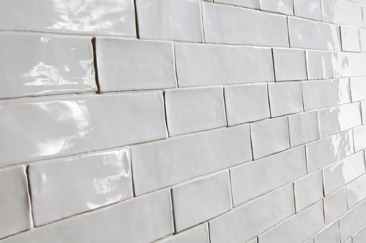 Argila White Better Than Vintage Handmade Look Subway Tile