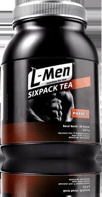L-Men Sixpack Tea