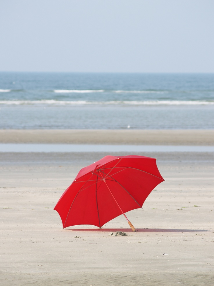Summer on Fanoe beach by Tina Bardenfleth