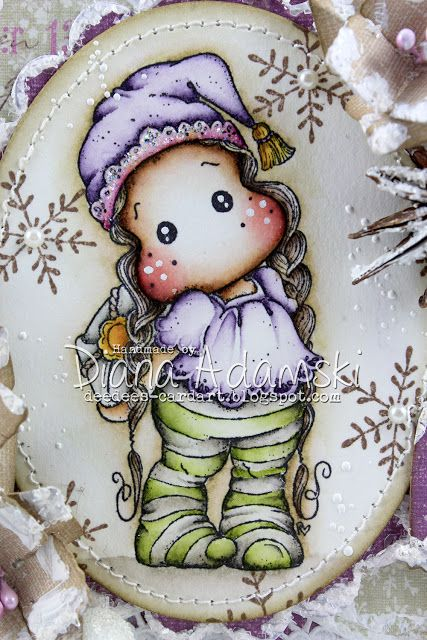 DeeDee´s Card Art: ♥ LLC DT - Favorite Occasion ♥