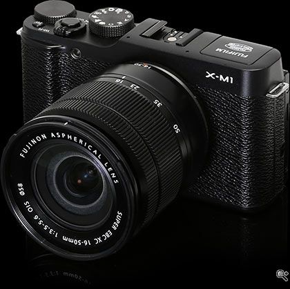 Fujifilm X-M1 Hands-on Preview: Digital Photography Review