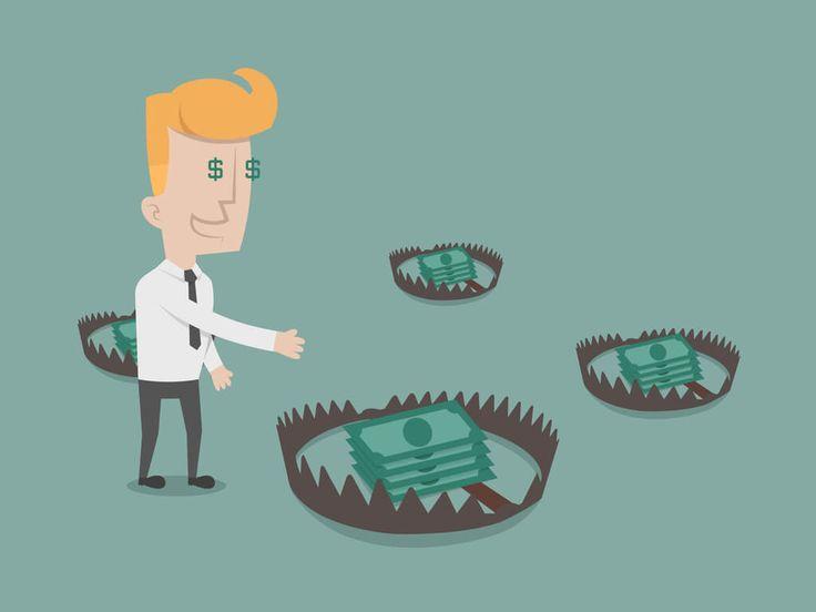 6 vanlige forbrukslånfeller å unngå