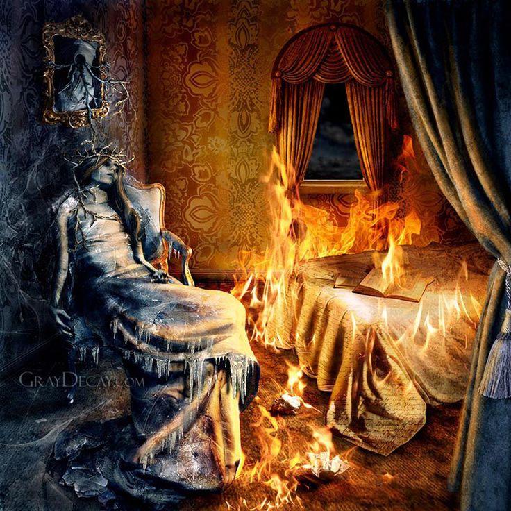 macabe surreal fantasy dark art | Dark, Macabre, Surreal ...