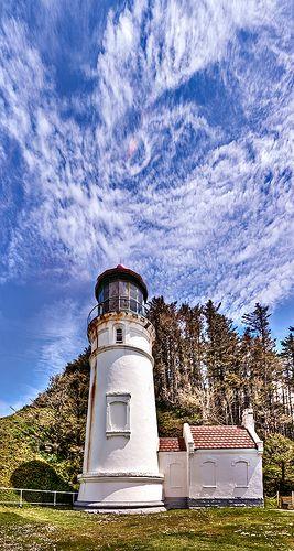 Heceta Head Lighthouse - Florence, Oregon
