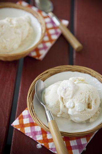 Paula Deen It's Not Your Mamma's Banana Pudding Ice Cream