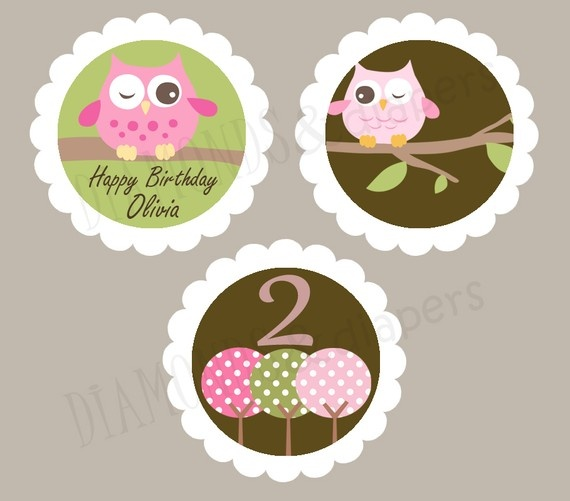 Cupcake toppers: Inspiración Cupcakes, Crafts Ideas Diy, Birthday Parties, Cupcakes Toppers, Bday Parties, Etsy Pieces, Cupcakes Rosa-Choqu, Cupcake Toppers, Birthday Ideas