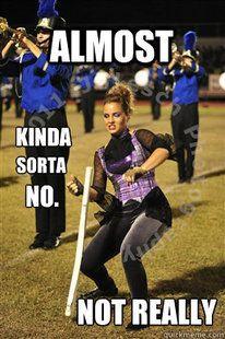 color guard memes | color guard probs meme | quickmeme