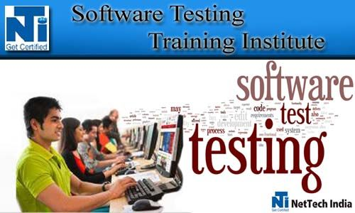 NetTechIndia [nettechindia.com], one of the leading Software testing training institutes, offers Software testing classes that will help you achieve a competent level of testing and quality assurance.