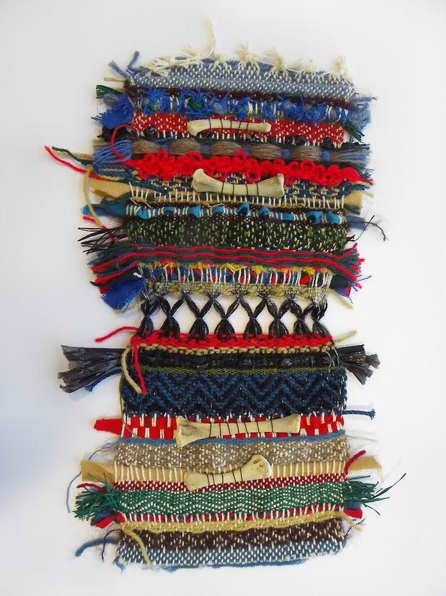 Textiles material exploration
