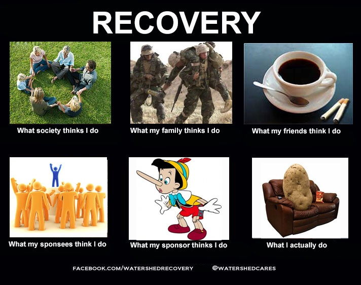 Image result for recovery humor