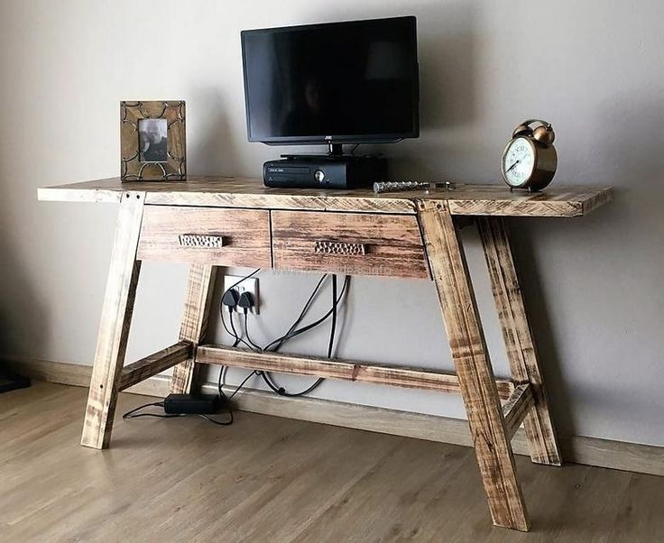 Best 25+ Tv tables ideas on Pinterest | Rustic tv console, Rustic ...