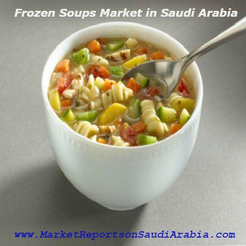 #FrozenSoups Market in #SaudiArabia