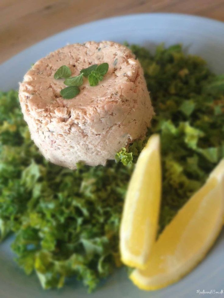 80′er mad: Tunmousse (med smør!)