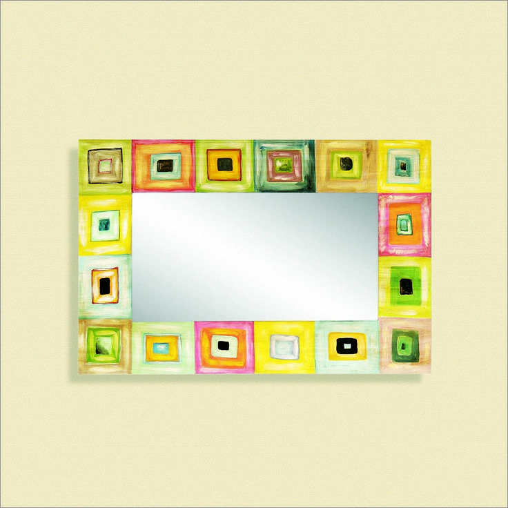13 best frames images on Pinterest | Hand painted, Mirror and Mirrors