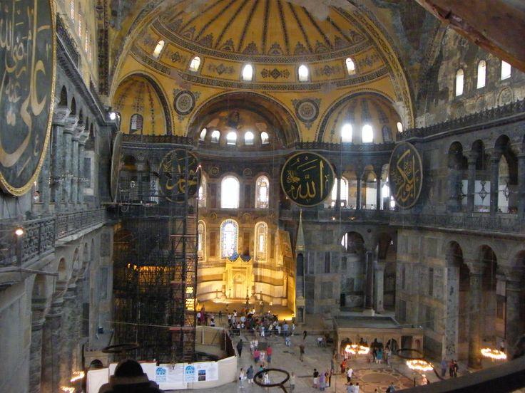 Istanbul Santa Sofia