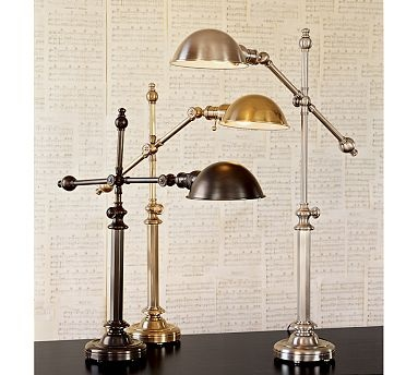 Pharmacy lamp - Pottery Barn | illuminating | Pinterest ...