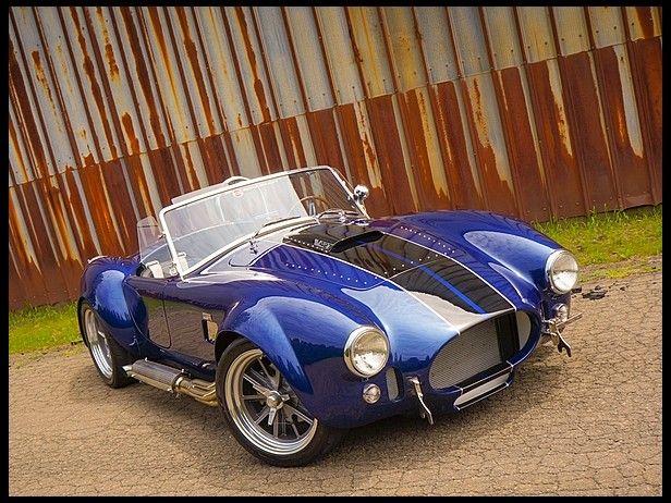 1965 Backdraft Cobra Replica | Mecum Auctions