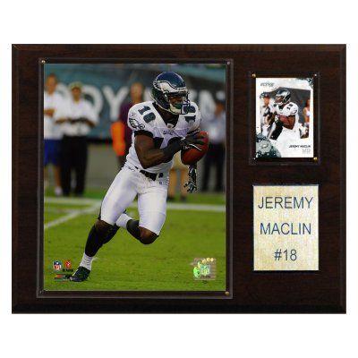 NFL 12 x 15 in. Jeremy Maclin Philadelphia Eagles Player Plaque - 1215MACLIN