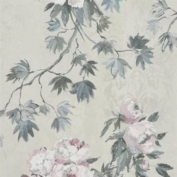 Floreal tapeter från Designers Guild® (DG255-03) hos Engelska Tapetmagasinet. ✓ Beställ fraktfritt online ✓ Snabb leverans