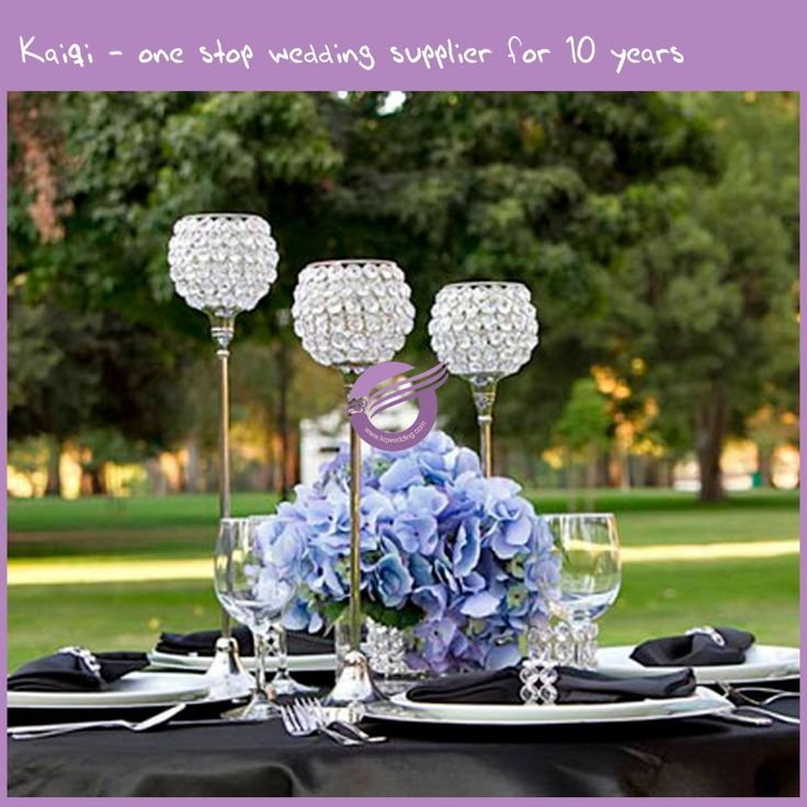 Zt00080 Wedding Favors Cheap Crystal Candelabra Centerpieces Wholesale