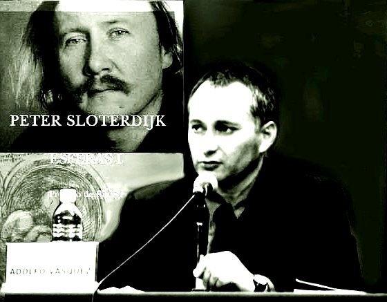 """-FILÓSOFO PETER SLOTERDIJK, Premio Ludwig Börne  El pensador alemán será distinguido con este galardón por """"mantener a la opinión pública alemana en estado de vigilia intelectual""""  - VÁSQUEZ ROCCA, Adolfo, """"EN TORNO AL DISEÑO DE LO HUMANO EN SLOTERDIJK: DE LA ONTOTECNOLOGÍA A LAS FUENTES FILOSÓFICAS DEL POSTHUMANISMO"""", En LA LÁMPARA DE DIÓGENES, Revista de Filosofía,"""