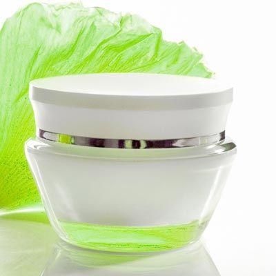 Creme für empfindliche Haut