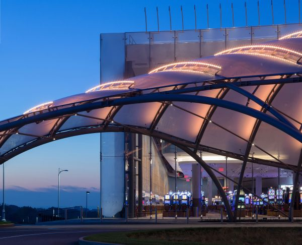 Empire City Casino at Yonkers Raceway - 2014 New York Design Awards