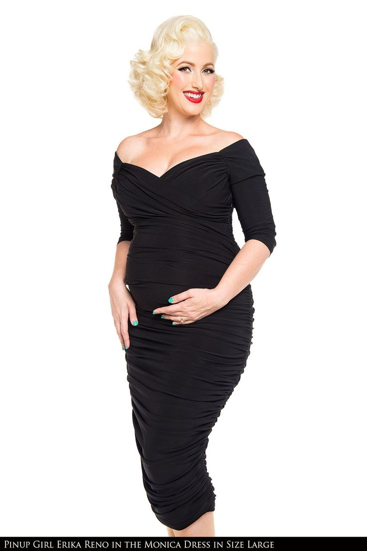 35 best maternity images on pinterest maternity fashion maternity from pinup girl clothing monica dress in black matte jersey knit maternity friendly ombrellifo Images
