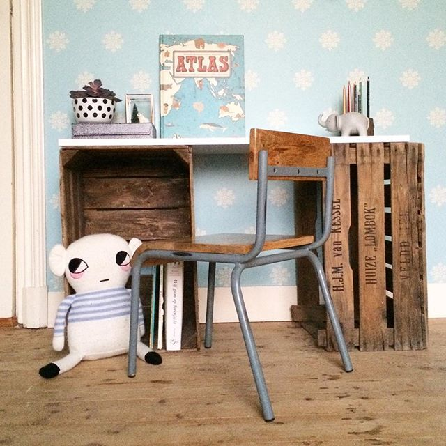 Make your own magic ❥ #kidsroom #styling #myhome #flint