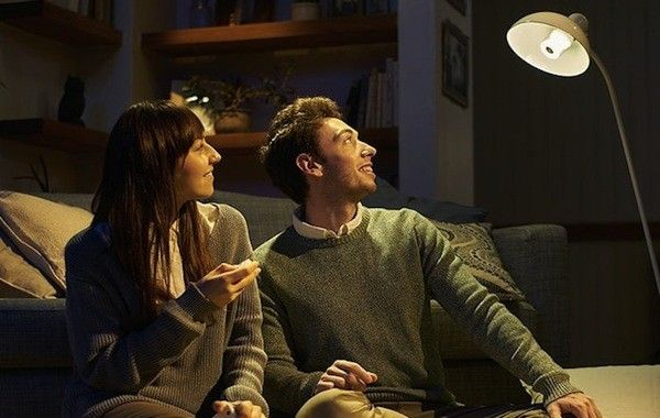 Play Music From A Powerful Light Bulb Using This Sony Home Accessory