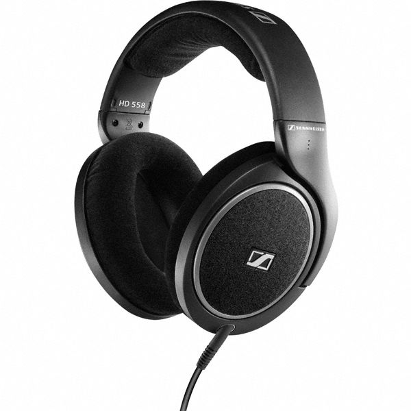 Sennheiser HD 558 - Audio Headphones - Surround sound - Stereo, HiFi
