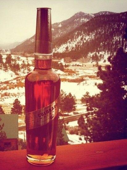Colorado Christmas Fashioned: Stranahan's Colorado Whiskey, Sugar cube, Boker's Holiday Bitters, Maraschino cherry, Half orange slice | Bourbon Blog