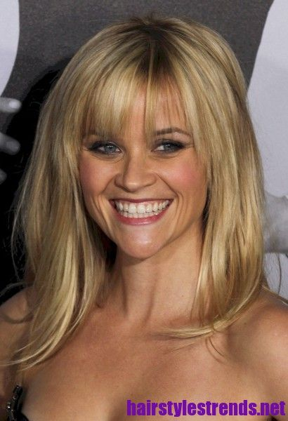 long length with bangs hairstyles 2013 - Google Search