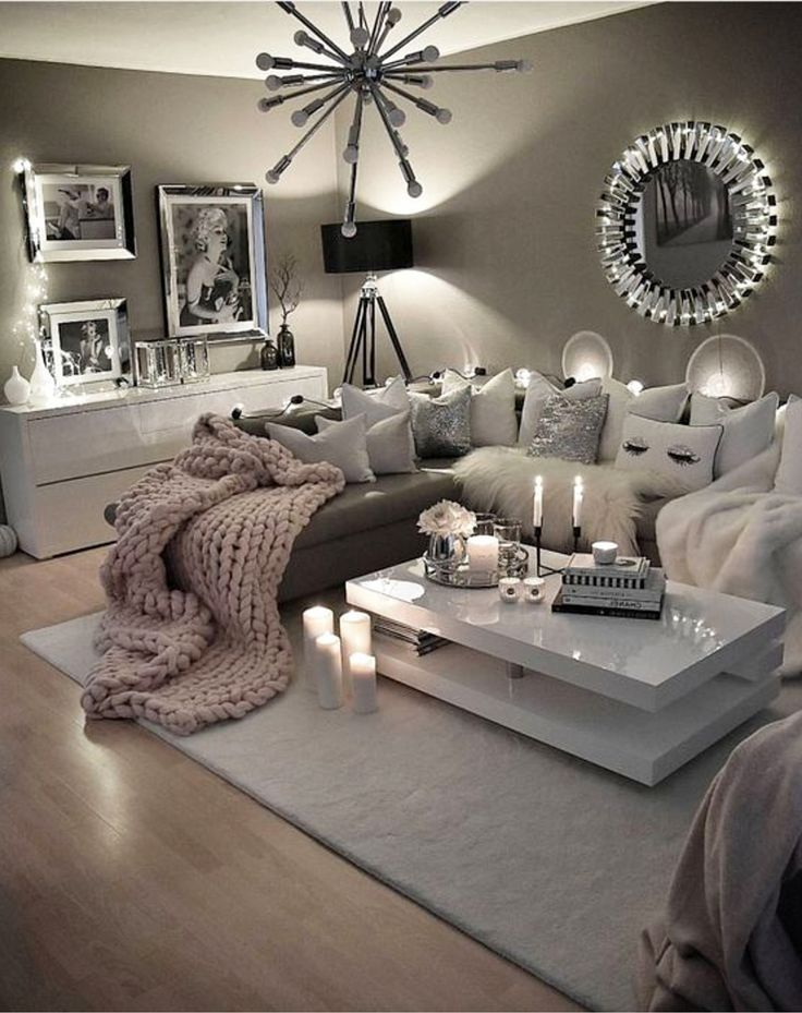 Cozy Neutral Living Room Ideas – Earthy Gray Living Rooms To Copy