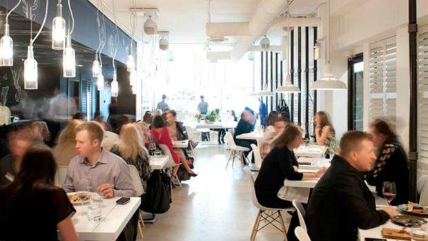 John Gilchrist has named Market his favourite new Calgary restaurant of 2013.