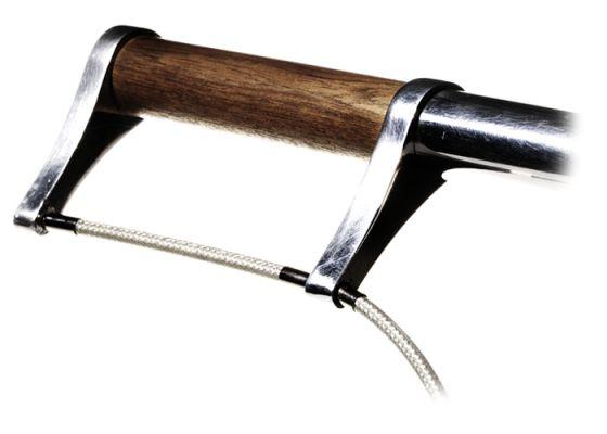 Handlebar straight Wirelever one side