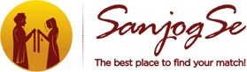 Sanjogse.com is the  Best Matrimonial Site in India. Sanjogse provides free Indian Matrimonial services to millions of Brides and Grooms.Get Married with your best match at Sanjogse.com.Register Free for Finding your Match .