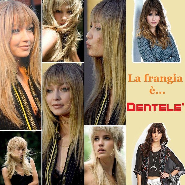 Che la frangia fosse uno dei must have 2016 lo sapevamo… ma forse non tutti conoscono un trend anni '60 tornato prepotentemente di moda in queste settimane: la frangia dentelè! Cos'è? Un vero e proprio taglio che racchiude due frange, di cui una è più corta e irregolare, per un effetto più voluminoso. Ispirata a Brigitte Bardot, è uno stile alla moda e comodissimo, si presta a tutte le forme del viso ed è perfetto per chi vuole cambiare look senza sconvolgere radicalmente i propri capelli.