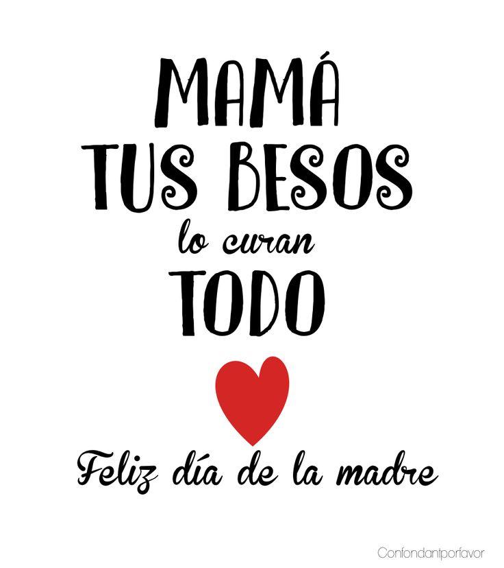 Con fondant por favor: Laminas bonitas para el día de la madre.