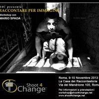 9 e 10 Novembre workshop con Mario Spada alla Casa dei Raccontastorie