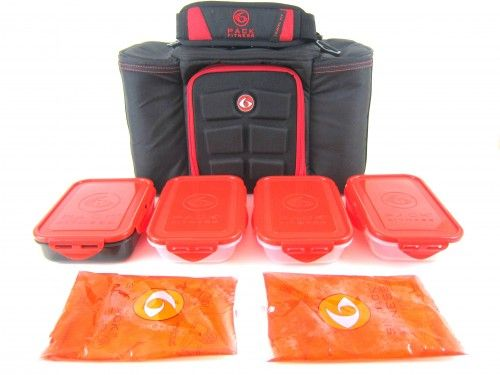 Six Pack Fitness Meal Management Innovator 300 Full Review