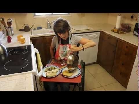 Meg's Movie Minute - Episode 2: Making Eggs