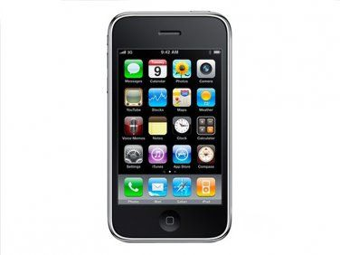Original Unlocked Apple iPhone 3GS 16GB Cell Phones 3.5'' GPS WIFI 3.15MP Used M