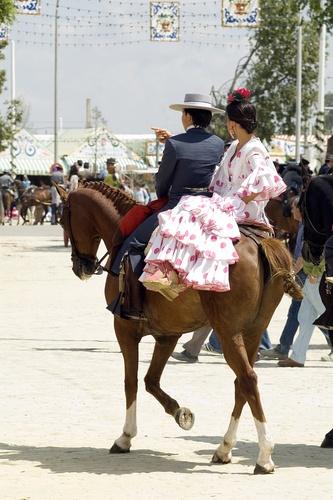 Feria de Abril, Sevilla, Séjours sur mesure avec Iris Event