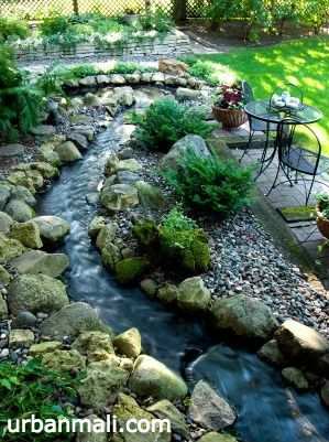Beautiful Backyard Garden