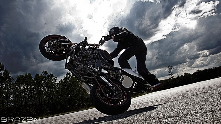 K & N's Aaron Twite Sportbike Freestyle Session #knfilters