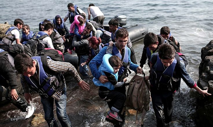 Editorial: There are no perfect solutions, here or in Syria. But compassion is necessary and there are hard decisions to be made about Europe's place in the world