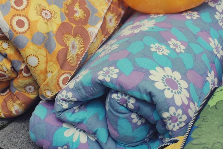 Lullaby & La La: Mit retro campingudstyr