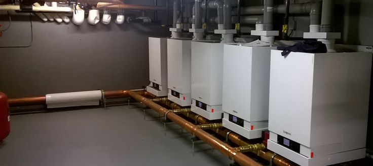 Sonnenalp Hotel in Vail, CO has a few shiny new boilers installed by American Plumbing Heating and Solar.  New plumbing technology means energy savings.