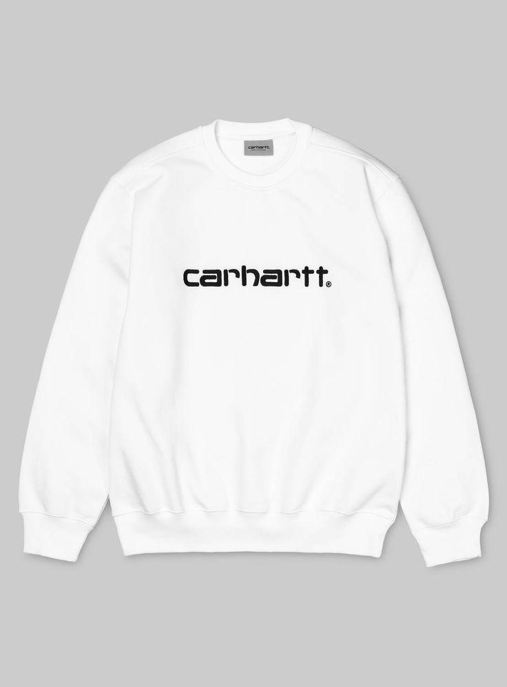 Découvrez Carhartt WIP Carhartt Sweatshirt sur l'e-boutique officielle. | Expédition le jour même et retour gratuit.